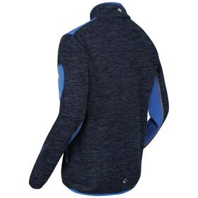 Regatta Collumbus VI Polaire Homme, dark denim/nautical blue